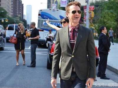 西服扣子 为什么新绅士穿着的西装