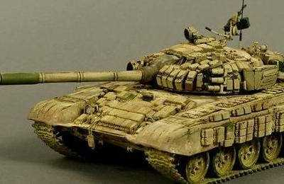 t-72坦克 T-64和T-72主战坦克究竟有什么区别