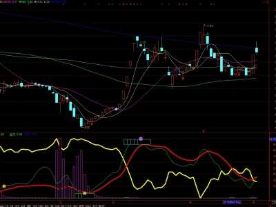 散户线指标 主力线和散户线副图指标