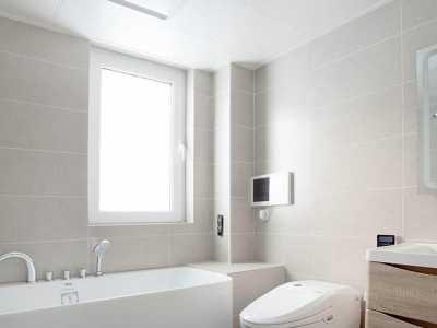 浴室窗户用什么窗帘 卫生间玻璃窗户贴膜还装窗帘吗