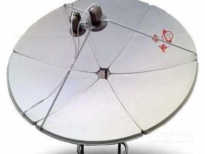 卫星电视信号接收锅 卫星电视锅—卫星电视锅安装方法介绍